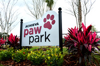 2016 Achieva Paw Park Grand Opening Celebration 2.6.16